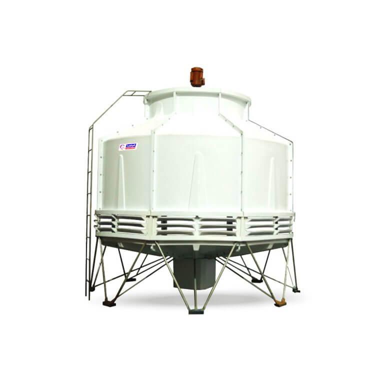 برج خنک کننده فلزی فرم دما