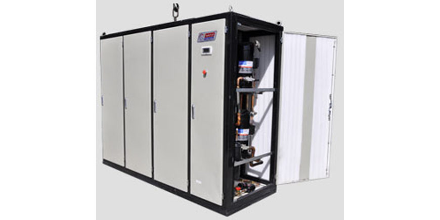 AIR COOLED PACKAGED CHILLER