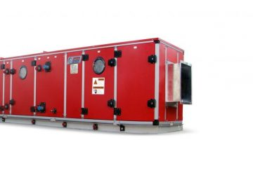 هواساز هایژنیک فرم دما